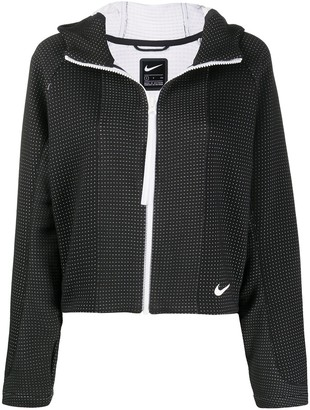 Nike Engineered Tech Fleece Zip-Up Hoodie