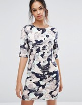 Sugarhill Boutique Camo Dress