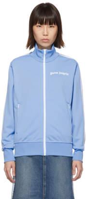 Palm Angels Blue Classic Track Jacket