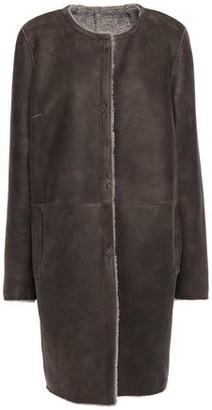 Yves Salomon Reversible Shearling Coat