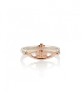 Vivienne Westwood Vendome Ring Pink Gold Size XS