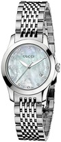 Gucci G-Timeless 27mm Stainless Steel Watch-YA126504