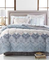 sunham jetson reversible 8piece california king bedding ensemble bedding