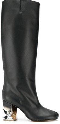 Maison Margiela knee high boots