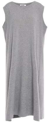 Jil Sander Wool Midi Dress