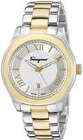 Salvatore Ferragamo Men's FQ1930015 Lungarno Analog Display Quartz Watch