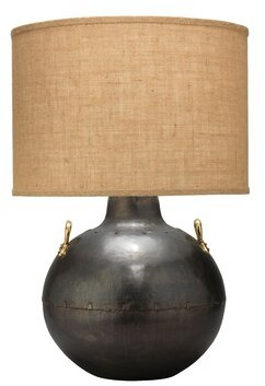 "Loon Peak Hitchcock Hand Kettle 25"" Table Lamp"