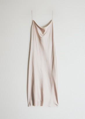 Ash Stelen Women's Della Slip Dress in Ash, Size Small
