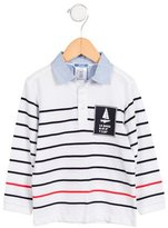 Jacadi Boys' Striped Polo Shirt w/ Tags