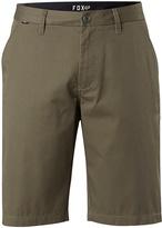 Fox Military Green Essex Shorts
