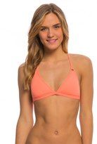 O'Neill Swimwear Salt Water Solids Peace Back Bikini Top 8124566