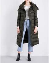 Burberry Kanefield quilted down and feather-blend puffer coat