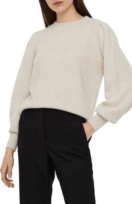 AWARE BY VERO MODA Maja Puff Sleeve Sweater