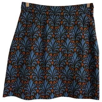 Miu Miu Blue Skirt for Women