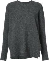 Derek Lam 10 Crosby round neck sweater