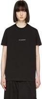 Hood by Air Black 2007 T-shirt