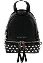 MICHAEL Michael Kors Backpack Rhea Zip Grain Leather