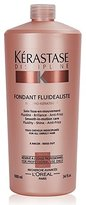 Kérastase Discipline Fondant Fluidealiste Smooth-in-Motion Care Conditioner for Unisex, 34 Ounce