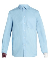 Oamc Long-sleeved cotton shirt