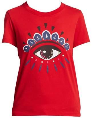 Kenzo Eye Graphic Tee