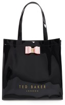 Ted Baker Large Icon - Bethcon Bow Tote - Black