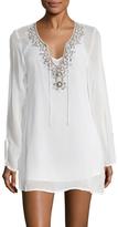 Yumi Kim Tropez Embellished Tunic