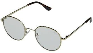 Quay I See You - Blue Light Glasses (Gold Rope/Clear Blue Light) Fashion Sunglasses