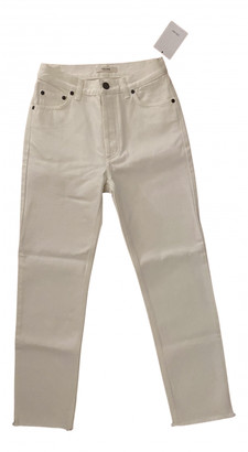 Celine White Denim - Jeans Jeans