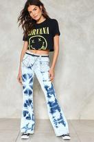 Nasty Gal nastygal Dye Hard Tie-Dye Jeans