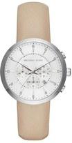 MICHAEL Michael Kors Women's 'Kyler' Chronograph Leather Strap Watch, 38Mm