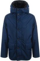 Belstaff Westbury Parka Jacket Navy