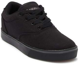 Heelys Launch Canvas Skate Shoe (Little Kid & Big Kid)