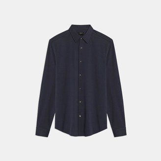 Theory Structure Knit Shirt
