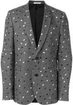 Paul Smith spot print blazer
