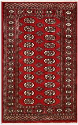Gooch Luxury Hand Knotted Pakistan Bokhara Handmade Rug, L244 x W155cm
