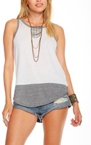 Chaser Block Jersey Tank