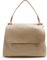 The Row Grained-leather shoulder bag
