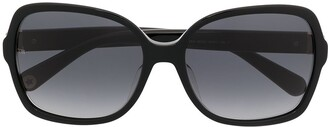 Tommy Hilfiger TH1765S oversize-frame sunglasses