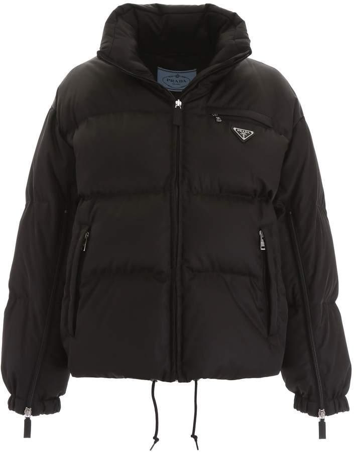 9a5e32b54 Short Puffer Jacket