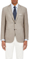 Brioni MEN'S RAVELLO WOOL-BLEND TWO-BUTTON SPORTCOAT