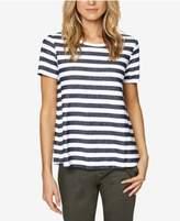 Sanctuary Francesca Striped Contrast T-Shirt