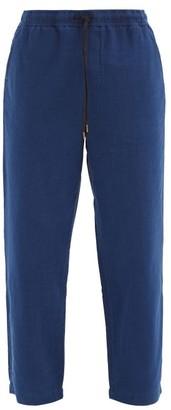 Polo Ralph Lauren Elasticated Denim Trousers - Blue