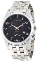 Hamilton Men's Watch XL Analogue Automatic H38612133 Stainless Steel