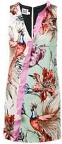 Fausto Puglisi Women's Multicolor Viscose Dress.