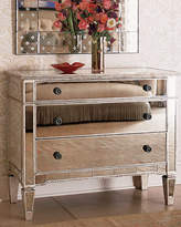 Vince Amelie Mirrored Hall Chest