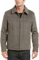 Hart Schaffner Marx Raider Wool-Blend Jacket