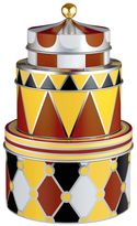 Alessi Circus Set Of 3 Tin Containers