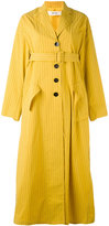 Damir Doma Caris coat - women - Cotton/Polyamide - XS