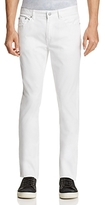 Michael Kors Slim Fit Jeans in White - 100% Exclusive
