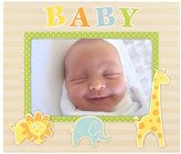 "Malden Baby Memories Picture Frame, Baby, 4"" x 6"" - Multicolor"